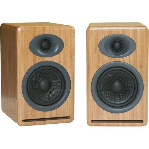 Audioengine P4 2-Way Passive Bookshelf Speakers AP4N B&H Photo, $325