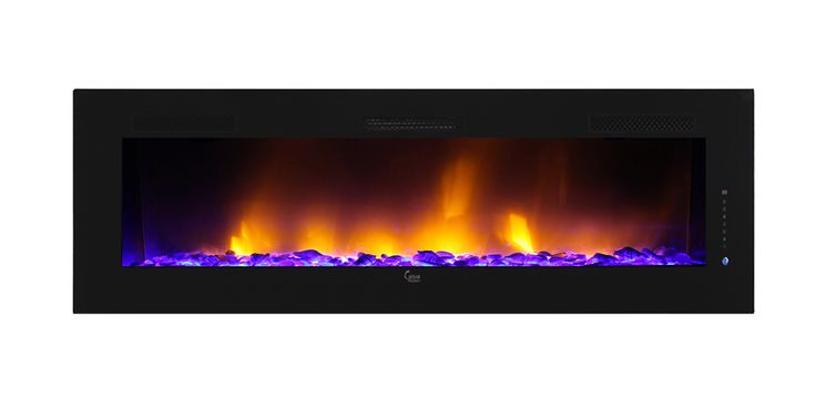 17 Best Ideas About Linear Fireplace On Pinterest Fireplace Tv Wall Electric Wall Fires And