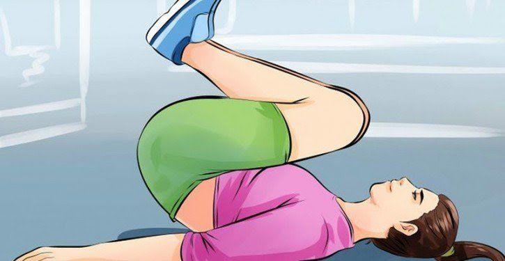 Pour brûler votre graisse abdominale et retrouver un ventre plat et bien sculpté en 14 jours seulement, voici 9 exercices à faire quotidiennement.