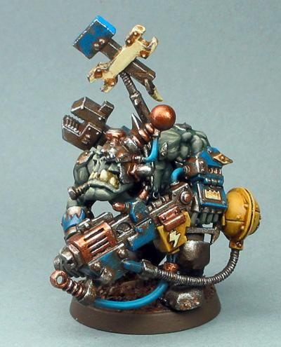 death+skulls+orks | Death Skull, Mek Boy, Orks, Warhammer 40,000 - Mekboy - Gallery ...