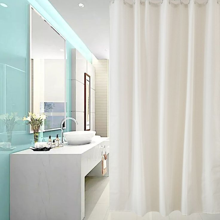 Ufriday Water Repellent Shower Curtain Polyester Care for Your Privacy with  Reinforced Metal Eyelets  Hotel. 17 best ideas about Small Eyelet Curtains on Pinterest   Eyelet