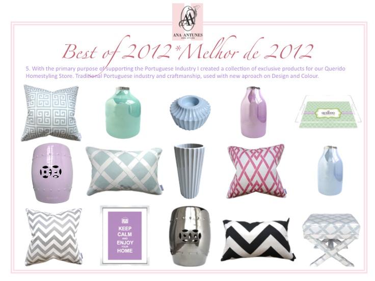My Best of 2012 * Melhores momentos de 2012