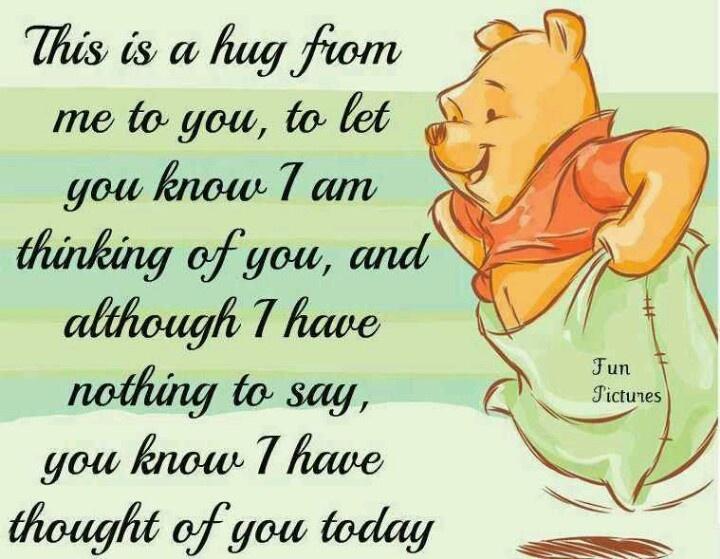 Winnie the Pooh Hug