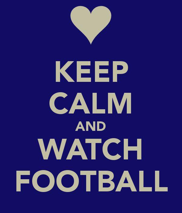 I like to watch football  http://pinterest.com/search/pins/?q=football
