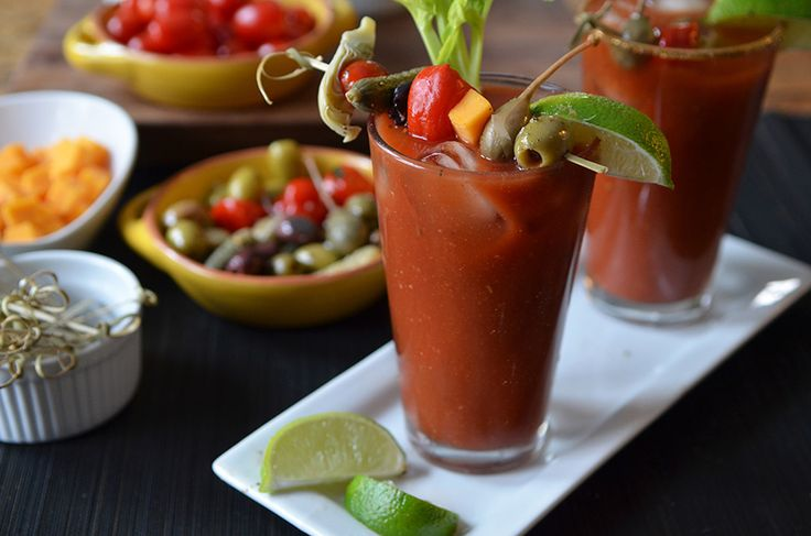 The Perfect Bloody Mary - Andrew ZimmernAndrew Zimmern