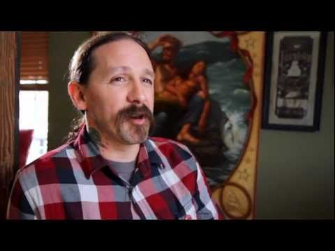 Hold Fast: Oliver Peck speaks about his tattoos, American Traditional ink and his philosophy on tattooing.