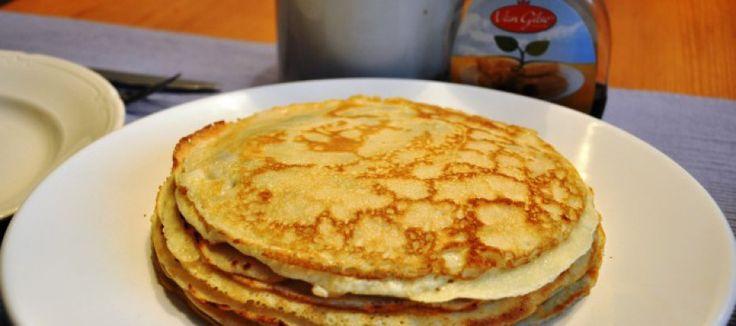 Pannenkoeken beslag. De basis (en geheimen) | Lekker Tafelen  gemaakt met karnemelk