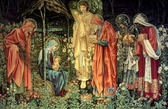 The Feast of the Epiphany and the Close of Christmastide