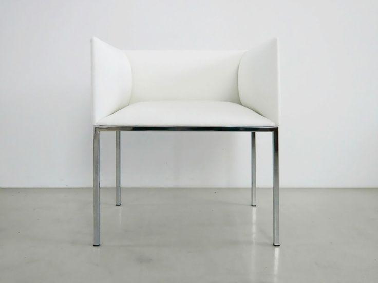 KISSEN Chair Series by Johnson Chou Inc.