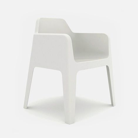 PLUS chair Alessandro Busana for Pedrali