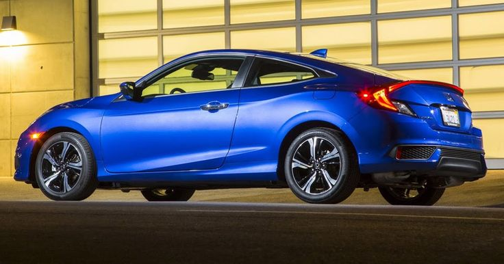 Honda Recalls 2016 Civic Coupe To Address Rear Light Assembly #Honda #Honda_Civic
