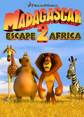 "Check out ""Madagascar: Escape 2 Africa"" on Netflix"