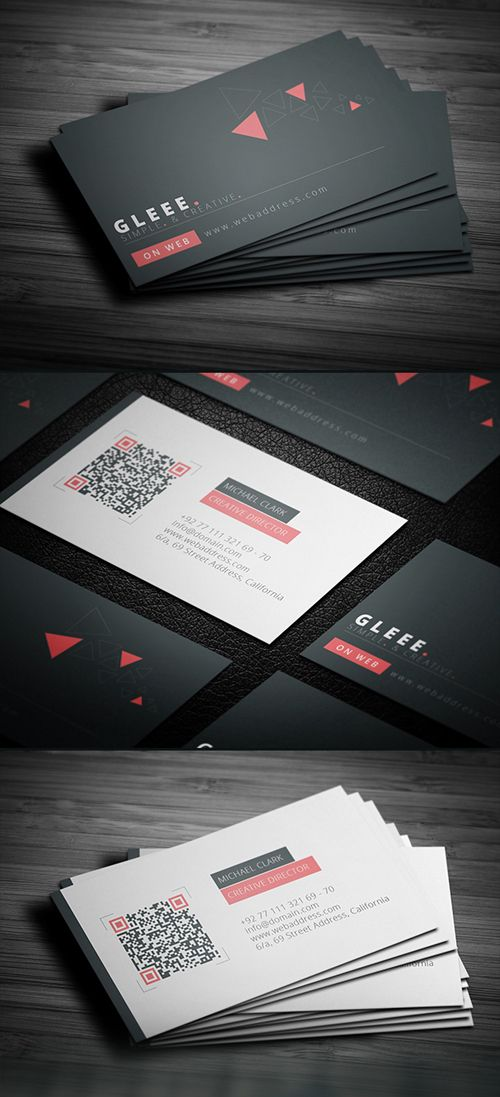 Creative Business Card Template   www.Graphicview.net  