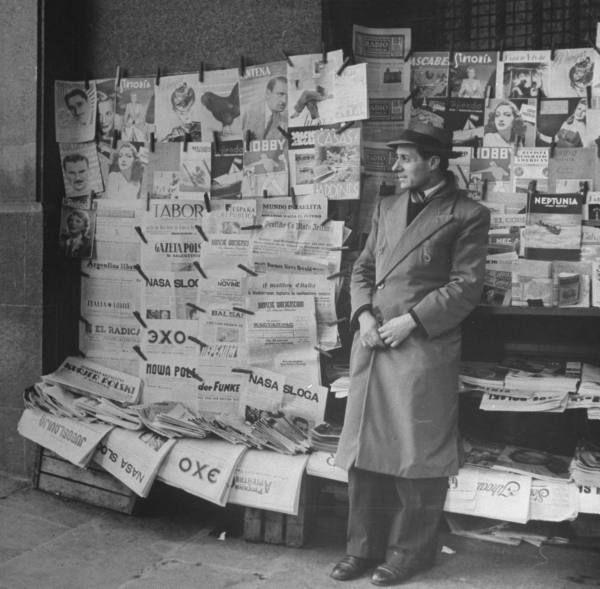 Fotos de Buenos Aires de los años 40 - Taringa!