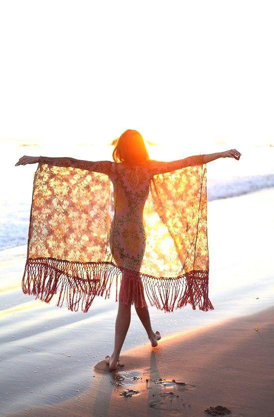 Carefree Boho Chic Style