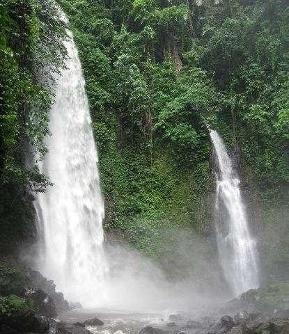 Tinoor Waterfall, North Sulawesi