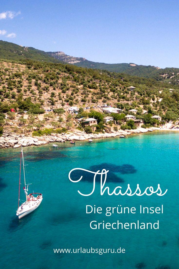 Die griechische Insel Thassos ist geprägt von umwerfend schönen Stränden und einer sattgrünen Vegetation. Erfahrt, was diese Insel in Griechenland sonst noch zu bieten hat und warum die nördlichste der bewohnten griechischen Inseln bei Urlaubern immer beliebter wird. Mit meinen Thassos Tipps findet ihr außerdem die passende Unterkunft und wisst, welche Highlights ihr ansteuern müsst. #greece #griechenland #urlaub