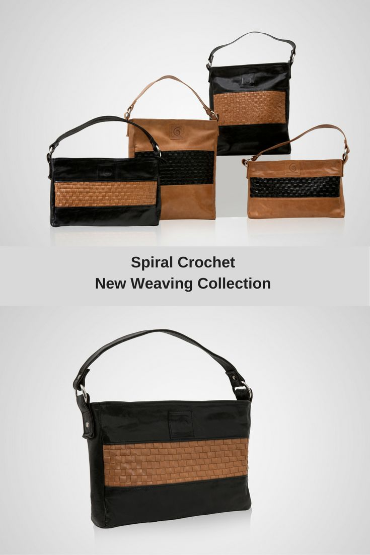 Meet my New Leather Weaving Collection