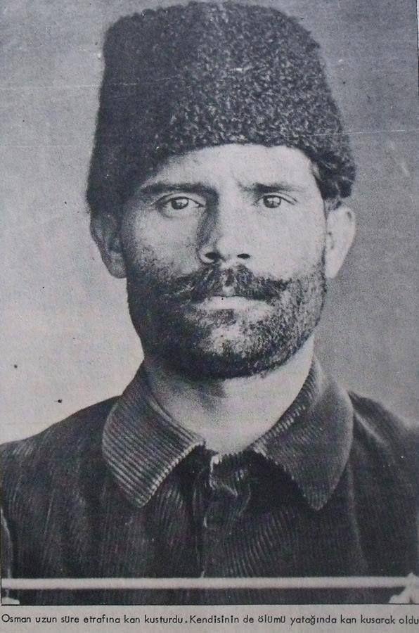 İstanbulun baş Belaları:  Konyalı Osman - 1887