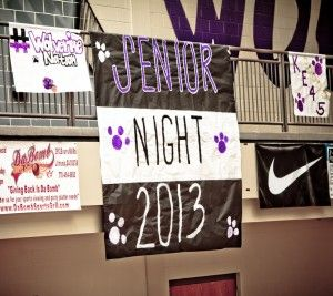 1000+ images about Senior Night Ideas 4 {{Basketball}} on ...