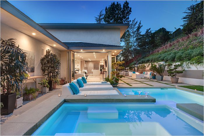 $3,499,000 - Los Angeles, CA Home For Sale - 7927 Oceanus Drive -- http://emailflyers.net/39556