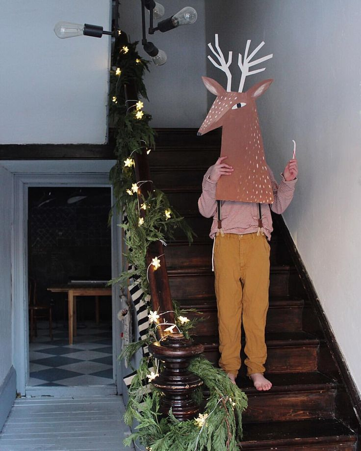 Pulling out Mr Reindeer again this year