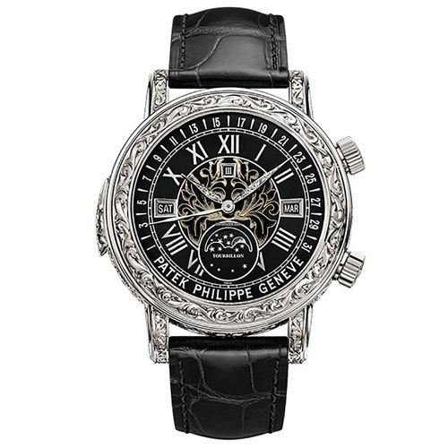 Patek Philippe 6002G-010 Grand Complications $2,356,567 AUD or $1,850,000 USD