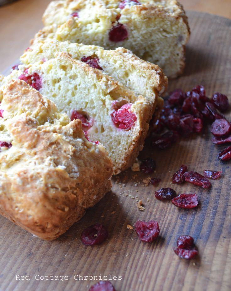 Cranberry Orange Loaf Recipe!! | Baking & making & cake decorating ...
