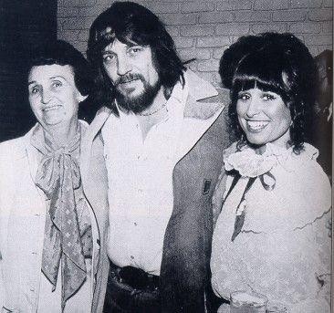 Waylon, Jessi, and mama