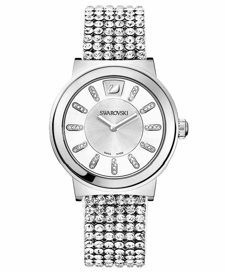 SWAROVSKI Piazza Crystal Mesh Τιμή: 529€ http://www.oroloi.gr/product_info.php?products_id=34151