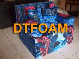 https://dtfoam.com/sofa-bed-spiderman/ Sofa Bed Spiderman : – Pilihan Busa : Super awet 10 tahun /Esklusif awet 15 tahun. – Cover : Katun. – Dapat di vakum untuk memperkecil biaya pengiriman. – Motif cover dapat menggunakan motif cover sofa bed maupun motif kasur busa. Sofa bed adalah gabungan sofa dan kasur, bersifat multi …</p>