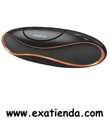 Ya disponible Altavoz omega 2.0 apollo + fm radio + sd + USB   (por sólo 27.99 € IVA incluído):   - OMEGA OG-07 - ALTAVOZ PORTATIL MULTIMEDIA 4-EN-1 - 4 en 1: Altavoz PC, FM radio, Reproductor Digital Audio, Lector SD/SDHC, Puerto USB  - Caracteristicas: • Alta Calidad de Sonido • Potencia - 4W RMS Reales • Radio FM, auto-escaneo y memorizacion de emisoras • Ultra portatil, con bateria Li-ion recargable (sustituible) • Soporta Mp3 desde SD/USB • Frontal Iluminado  -