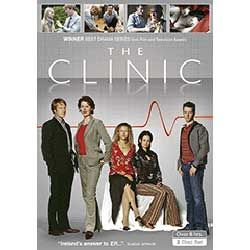 An award winning series set in modern Dublin,  The Clinic  follows the lives and loves of the Clarence Street professionals headed by demanding husband and wife doctors Ed ( David Wilmot  –  King Arthur ) and Cathy ( Aisling O'Sullivan  –  Me & Mrs Jones ) Costello. While the staff members have their own responsibilities, their challenge lies within their ability to work together as a team. As they grapple with addictions, financial problems, secret affairs and personality clashes, the ...