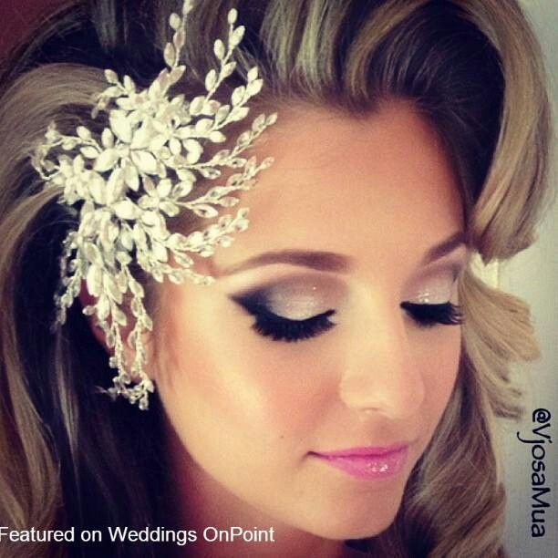TRanquil BRidal Makeup and Hair. This look is amazing.