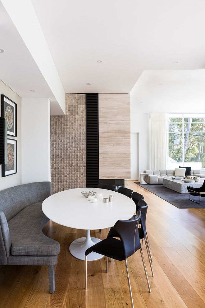 Springfiled House by D'Cruz Design Group