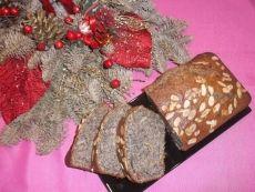 Plumcake di Grano Saraceno con Frutta Candita
