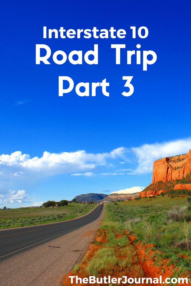 Interstate 10 Road Trip Part 3, Interstate 10 in Arizona