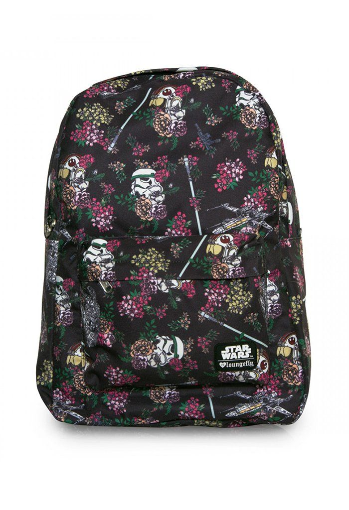 Star Wars Floral Stormtrooper Backpack