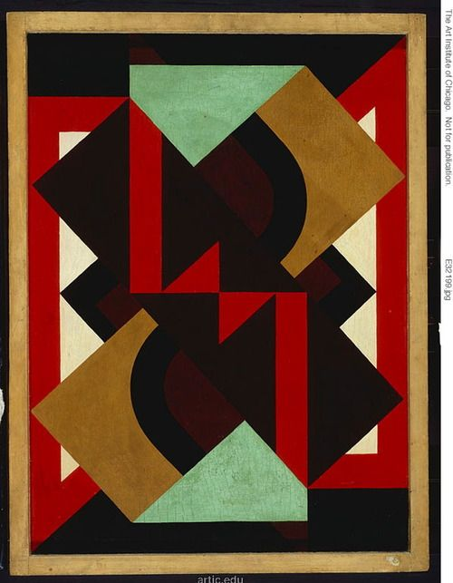 93 best images about art auguste herbin on pinterest for Auguste herbin