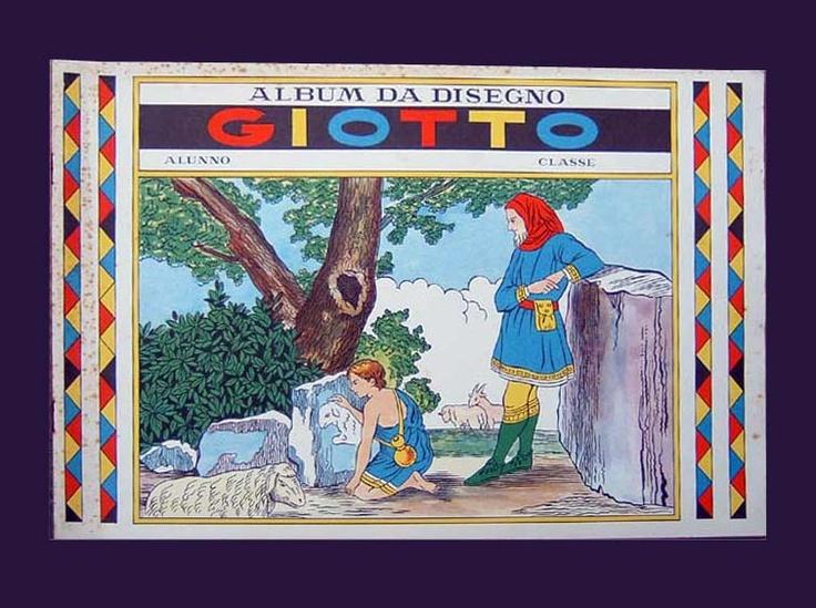 Album da disegno Giotto