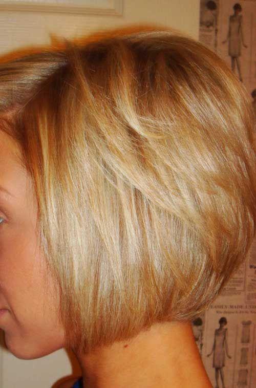 25 Best Short Blonde Haircuts 2012 – 2013