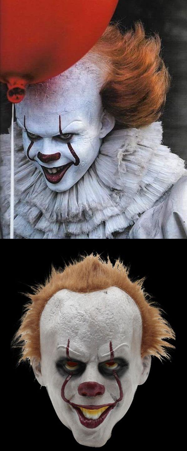 the 25 best scary clown mask ideas on pinterest creepy