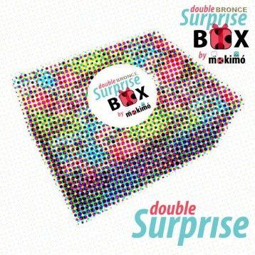 Si te gustan las sorpresas bonitas, las tendrás aseguradas con nuestras cajitas sorpresa