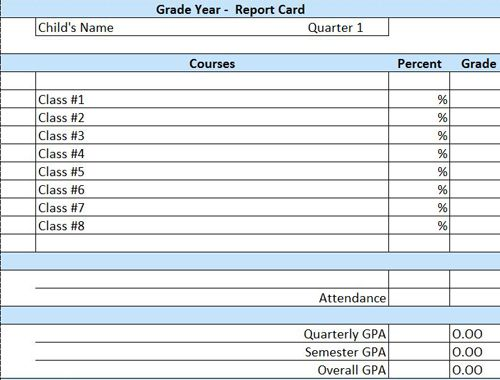 Best Report Cards Images On   Report Cards Classroom