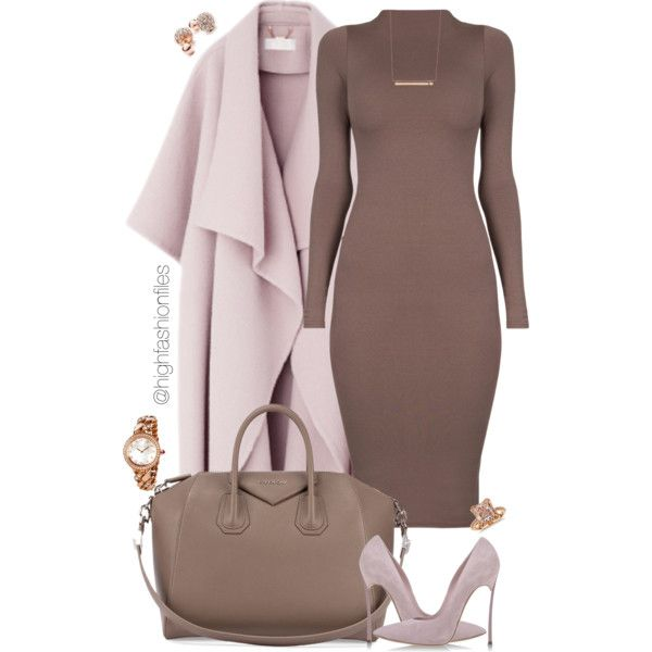 Delicate by highfashionfiles on Polyvore featuring Casadei, Givenchy, Bulgari, GUESS, Blue Nile and Monique Péan
