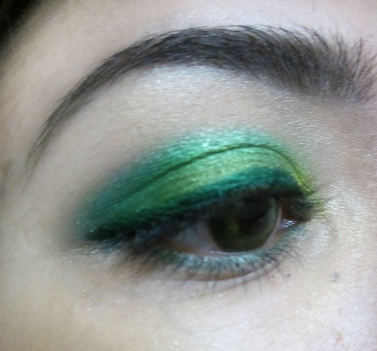 sea green eyes | Eye makeup | Pinterest