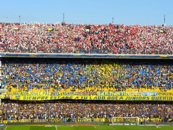 Argentine - Boca-River : Ce Superclasico qui divise les cœurs - http://www.europafoot.com/argentine-boca-river-superclasico-divise-coeurs/
