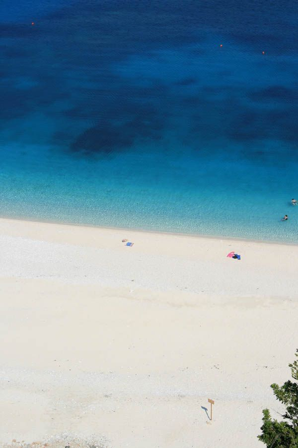Greek Caribbean, Myrtos, Kephalonia, Greece by Ameli