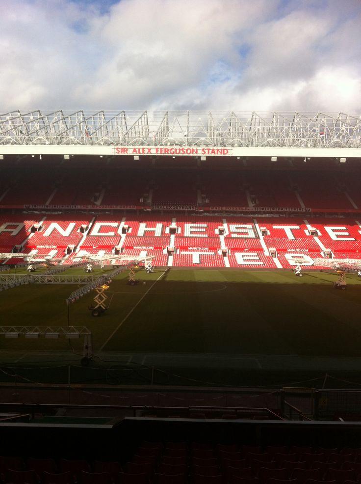 Stadium Tour   Stadium tour, Manchester united, Tours