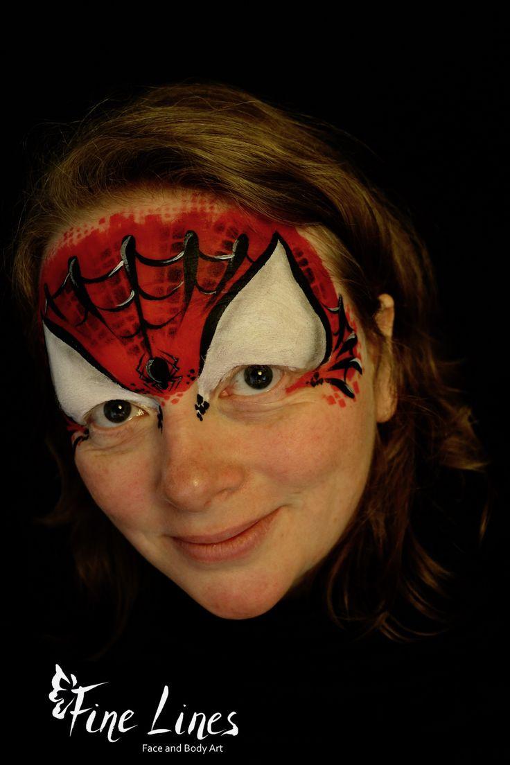 Spiderman Kinderschminken Leipzig, Spiderman Face Painting Leipzig, Fine Lines Face and Body Art, Leipig, Kindergeburtstag Leipzig, Party Leipzig, Kinderparty Leipzig, Unterhaltung Leipzig, Partyideen Leipzig
